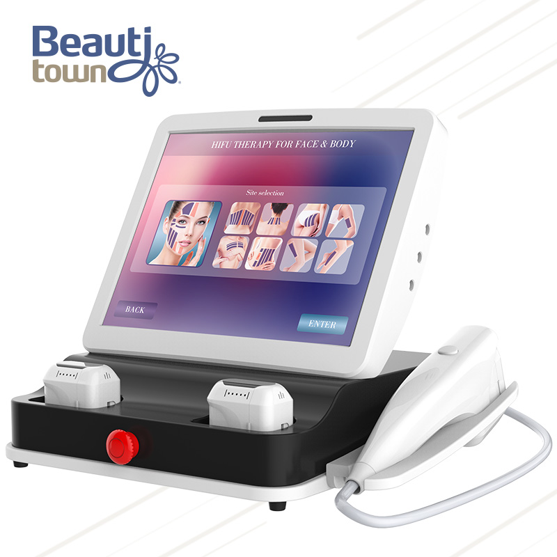 2018 Hot Sale Facelift And Body Slimming Hifu Beauty Machine