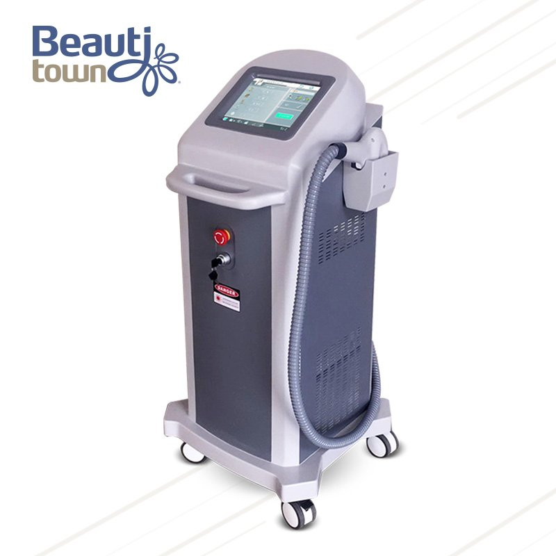 808nm permanent laser hair removal machine professional prices BM17