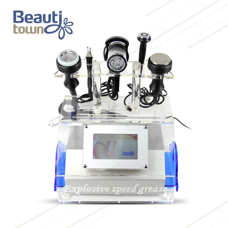 Mini portable skin tightening cavitation and radiofrequency machine UL1