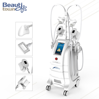 Best Cryolipolysis Machine with 7 Work Handls