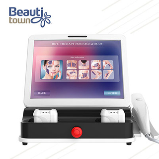 Wholesale Portable Hifu Machine for Face Lifting And Body Slimming