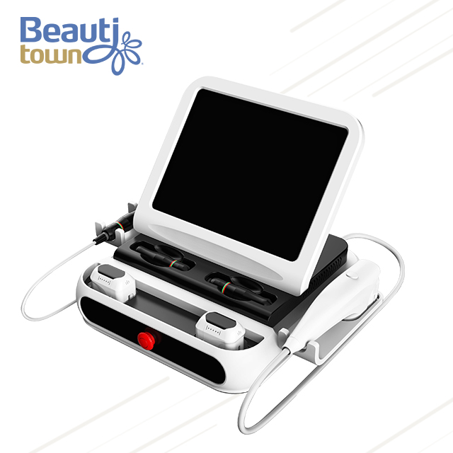 Hifu Machine 3D Skin Rejuvenation Machine Ce Approved