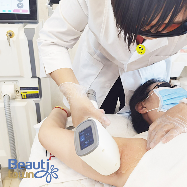 Factory Price Laser Hair Removal for Men
