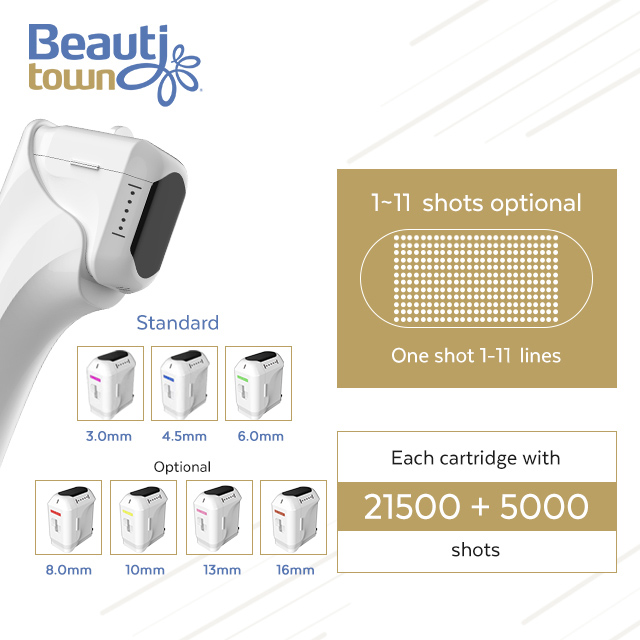 hifu skin tightening beauty machine latest technology fat removal and body slimming