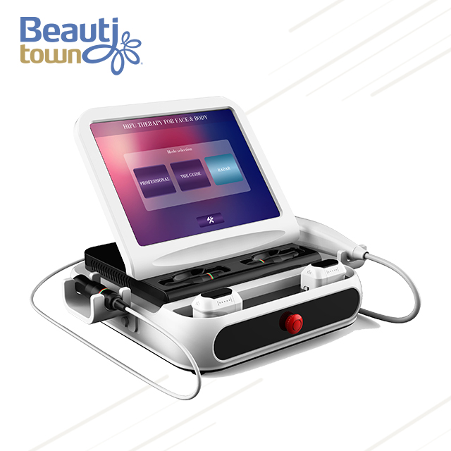 Hifu Face Lifting Skin Rejuvenation High Intensity Machine Price