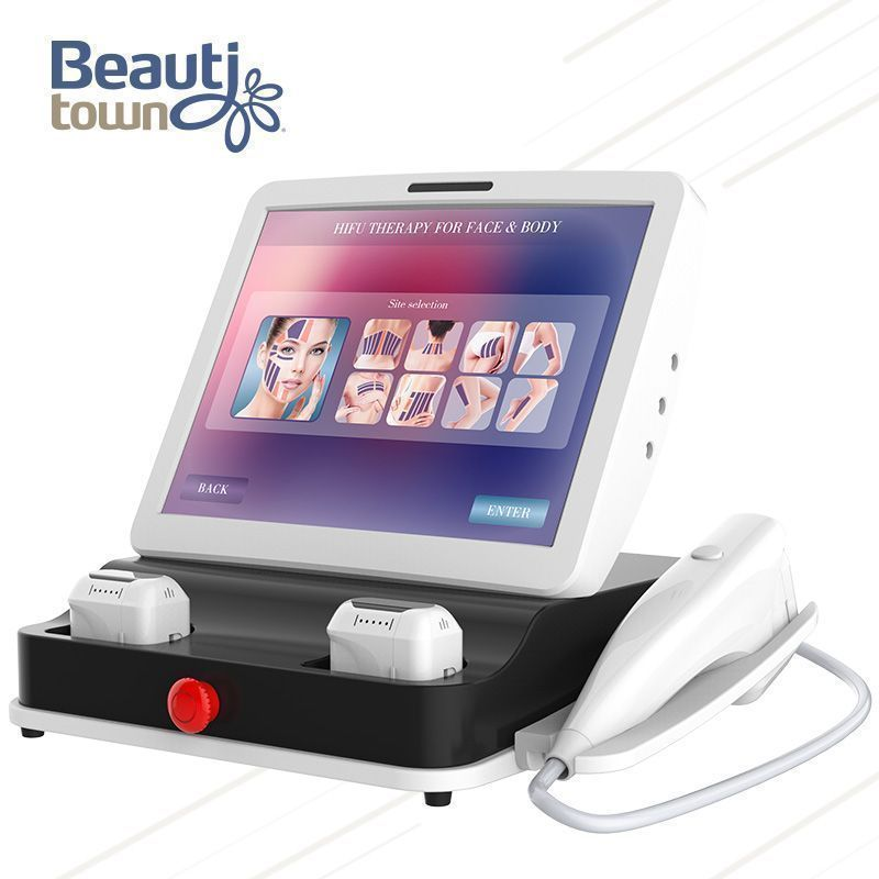 Hifu 3d Machine Face Lift Body Slimming Machine Wrinkle Remove Portable