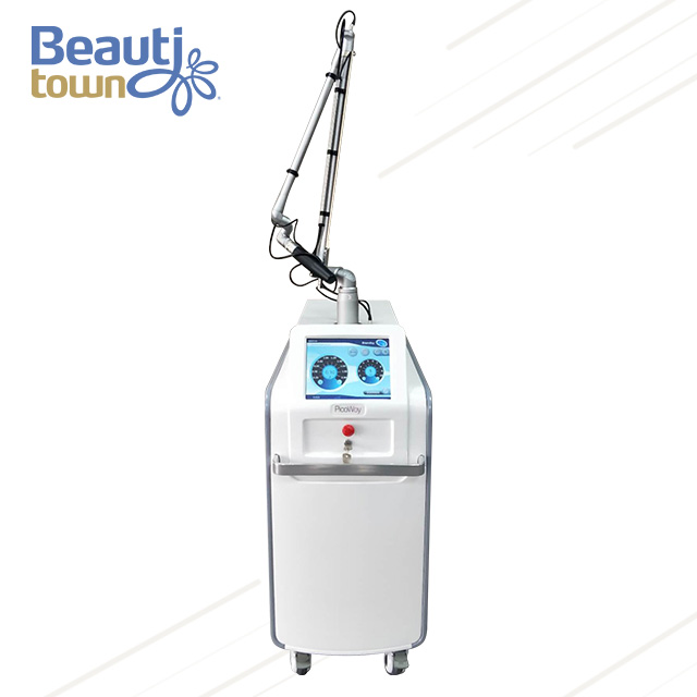 Q Switch Nd Yag Picosecond Laser Tattoo Removal Machine Low Price