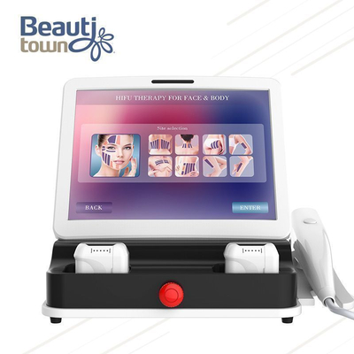 Hifu Wrinkles Removal Machine with 1~11 lines