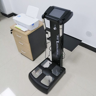Body Impedance Analysis Machine with Double Handle Detection