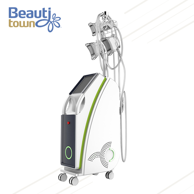 Fat Freeze Cryolipolysis Device with Multiple Working Heads