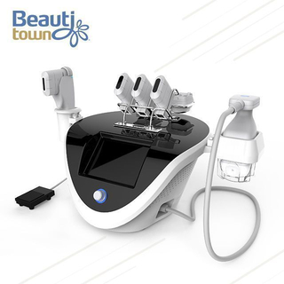 2 in 1 Hifu laser Machine Face Lift with CE Approval.