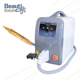 Portable Tattoo Removal Laser Machine with Three Work Heads