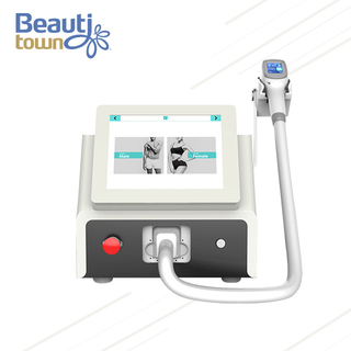 Popular Full Body Laser Hair Removal Machine with Handle Display Screen