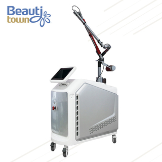 Cost of Tattoo Removal Machine with Professional Light Guide Arm